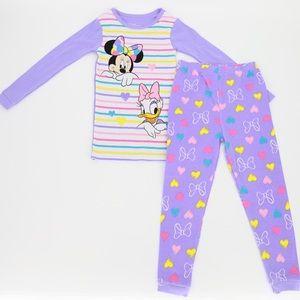 Disney Minnie Mouse Cotton Pajamas